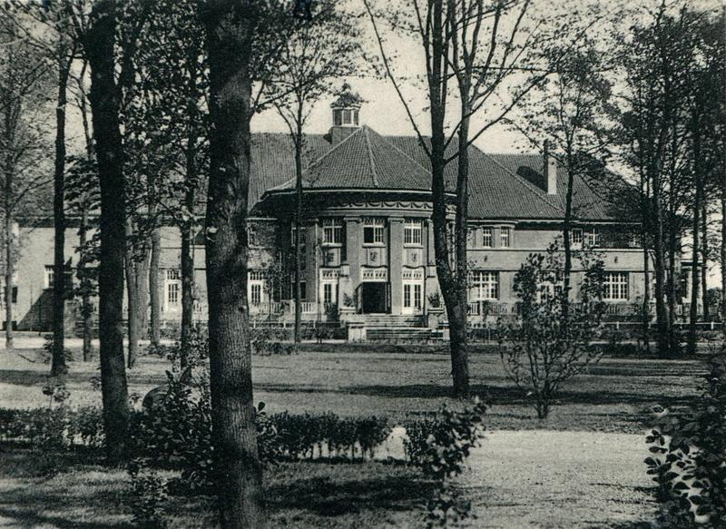 Bürgerstiftung Bocholt Schützenhaus historsich