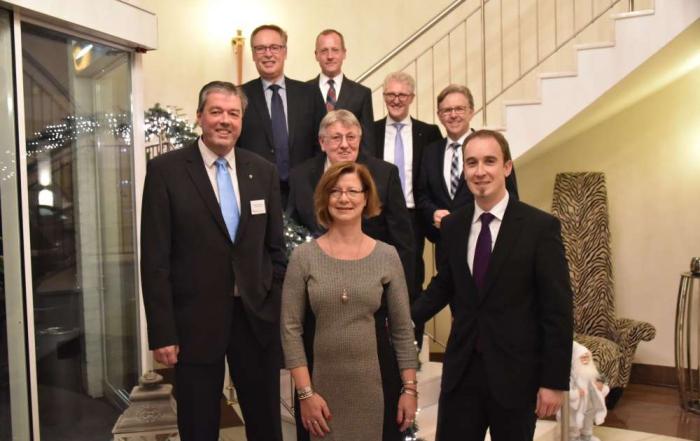 Vorstand und Kuratorium der Bürgerstiftung Bocholt