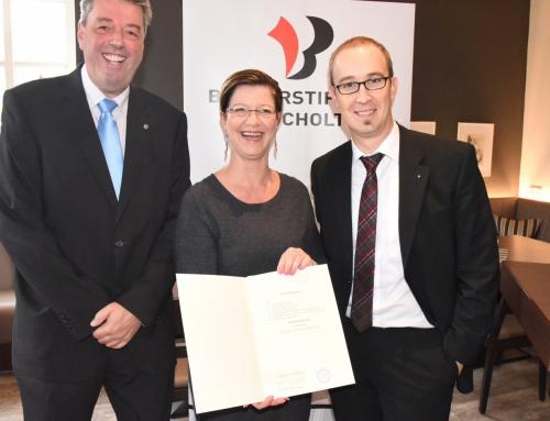 PRESSEMITTEILUNG: Die Bürgerstiftung Bocholt wünscht sich eine klare Positionierung der Politik zu Ihrem Konzept zur Reaktivierung und zum Betrieb des Bocholter Schützenhauses