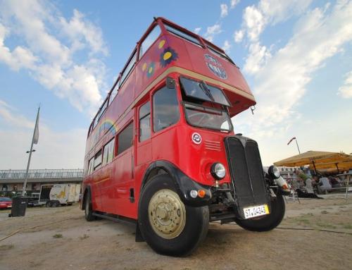 Buskonzert der Bürgerstiftung Bocholt im Park des Schützenhauses
