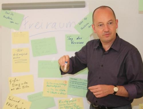 """Erster Bürgerworkshop zum Projekt """"Schützenhaus"""" der Bürgerstiftung Bocholt"""