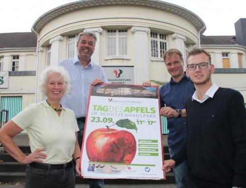 Tag des Apfels am 23. September vorm Schützenhaus